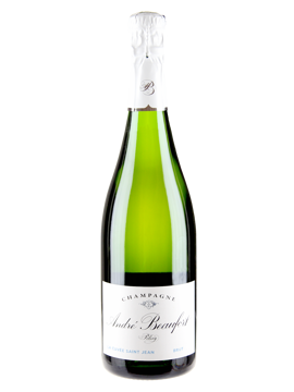 Champagne La Cuvee de Saint Jean