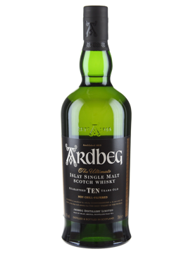Whisky Ardbeg Special Edition Quadrant (1x 70cl 10 Yrs Old, 1x 5cl Uigeadail)