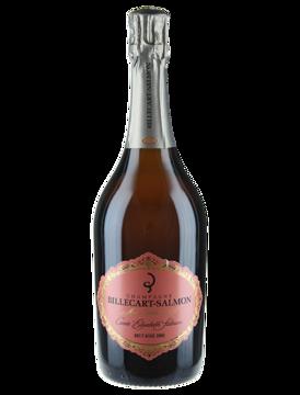 Champagne Brut Cuvée Elisabeth Salmon Rosé