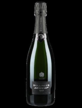 Champagne Brut Grande Année Limited Edition 002 for 007 James Bond