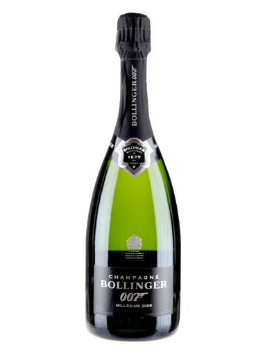Champagne Brut 007 (Special case)