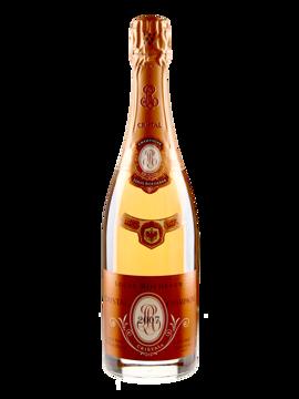 Champagne Brut Cristal Rosé