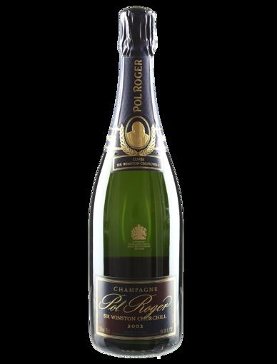 Champagne Brut Cuvée Sir Winston Churchill