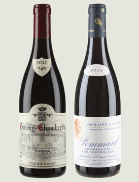 Gevrey Chambertin, Pommard Les Pezerolles