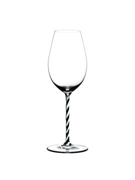 Wine Glass Champagne Black & White