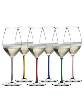 Wine Glass Champagne Gift Set (6x)