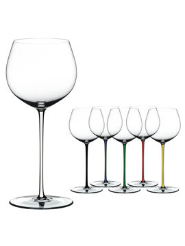 Wine Glass Oaked Chardonnay Gift Set (6x)