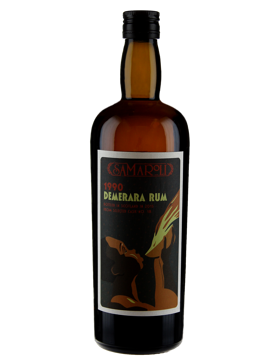 Rum Demerara (Bottled in 2015)