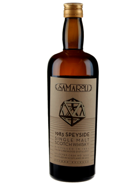 Speyside 30 Y.O. (Samaroli - Bottled in 2013)
