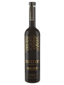 Vodka Belvedere Unfiltered Intense