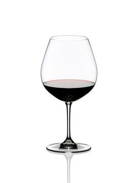 Wine Glass Pinot Noir (Burgundv Red)  (2x) 6416/07